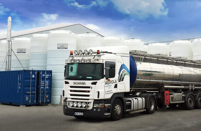 systemy do tankowania adblue zbiorniki